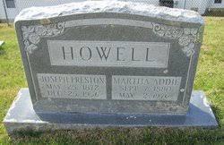 "Martha Adeline ""Addie"" Tomlinson Howell (1880-1976) - Find A Grave Memorial"