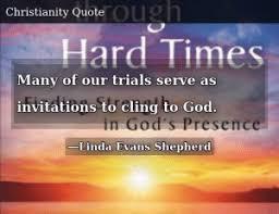 linda evans shepherd praying through hard times finding strength