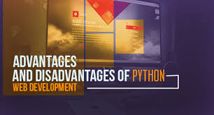 Advantages and Disadvantages Of Python Web Development