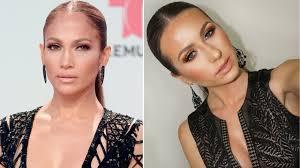jennifer lopez makeup tutorial 2016