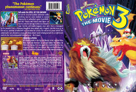 The Anime Experience: Pokemon Movie 3: Entei - Spell Of The Unown ...