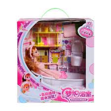 Đồ chơi Phòng tắm búp bê mẹ và bé- đồ chơi búp bê- đồ chơi trẻ em ...