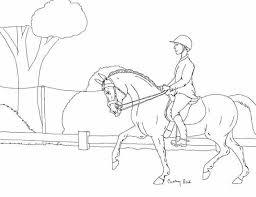 Items Op Etsy Die Op Draf Dressuur Paard Pony Paardensport