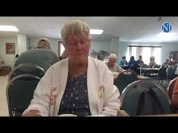 Myrna Long talks about what Meals on Wheels means to her - YouTube