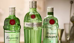 tanqueray a brand history