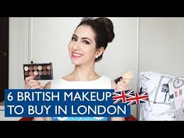 makeup brands to in london and uk