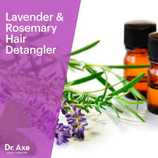 rosemary homemade hair detangler