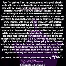 quotes about life partners quotes