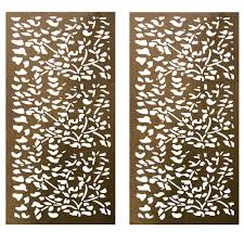 Privacy Screening Laser Cut And Wall Art Garden Art Stratco Usa