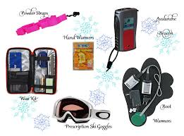 gift ideas for skiers and snowboarders