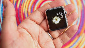 set a wallpaper theme on apple watch