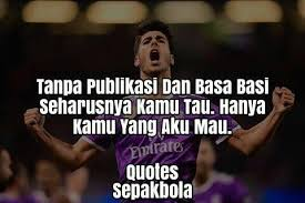 quotes sepakbola home facebook