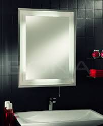 china fluorescent bathroom mirror with
