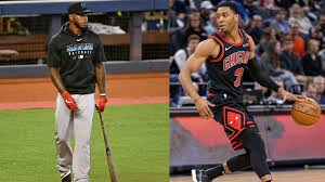 Monte Harrison, brother to Bulls' Shaq, makes sibling sports history