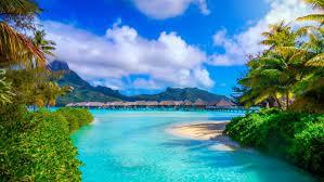 tropical islаnd bora bora pearl beach