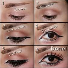 cute and simple everyday makeup a to