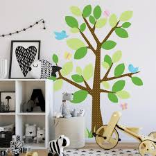 Dotted Tree Giant Wall Decal Roommates Decor