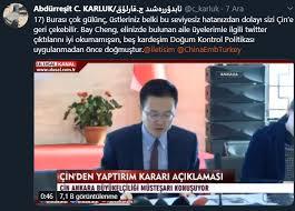 Prof. Dr. Abdürreşit Celil Karluk Doğu Türkistan'daki ailesini ...
