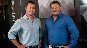 Josh Burnett and Cory Smith - Pacific Edge Magazine