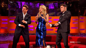 Tom Cruise and Zac Efron Have A Dance Party - The Graham Norton ...