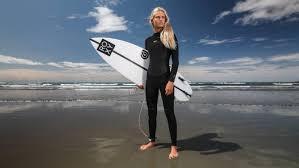 Teen surfing sensation sets focus on Olympics after winning national  women's title | Stuff.co.nz