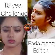 actress soundarya padayappa edition