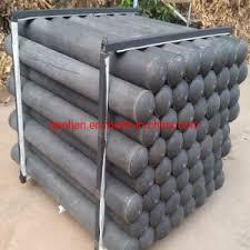 China Solid Recycled Plastic Fence Posts Bollards Used In Farm Paddock For Fencing Horse Sheep China Bollard Warning Bollard