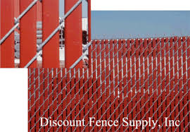 Privacy Slats For Chain Link Fence