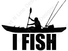 Fishing Kayak Kayak Fisherman Rockfish Striped Bass Etsy