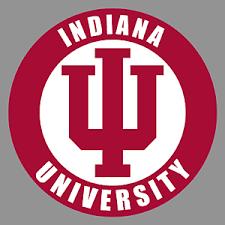 Indiana University Hoosiers Round Logo 6 Vinyl Decal Bumper Sticker Ncaa Ebay