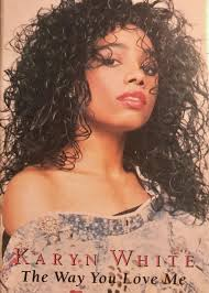 Karyn White - The Way You Love Me (1988, Cassette) | Discogs