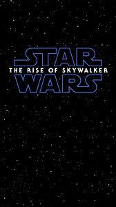 rise of skywalker iphone wallpaper