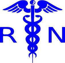 Wickedgoodz Blue Caduceus Rn Nurse Vinyl Window Decal Transfer Nurse Bumper Sticker Registered Rn Nurse Gift Buy Online In Bahrain Wicked Goodz Products In Bahrain See Prices