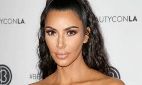 kim kardashian s makeup artist has