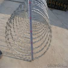 Concertina Razor Barbed Wire Made In China Real Time Quotes Last Sale Prices Okorder Com