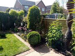 Decorative Fence Panels Combined To Create Perfect Garden Fence The Edit Jacksons Fencing
