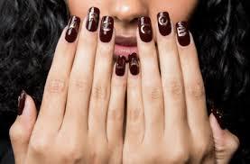 top fall winter 17 nail art trends