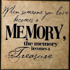 Someone You Love Treasure Sympathy Memorial Wall Decal Square Design Sympathy Quotes Grieving Quotes Memories Quotes