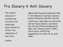 Image result for pro- and anti-slavery states