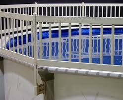 Gli Above Ground Pool Fence Kit A 8 Sections Samson Pools