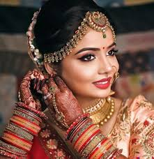 indian bridal makeup looks por in