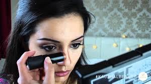indian wedding guest makeup look