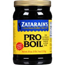 zatarain s seafood pro boil 53 oz for