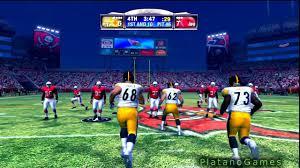 NFL 2008 Super Bowl XLIII - Pittsburgh Steelers vs Arizona Cardinals - 3rd  Qrt ...