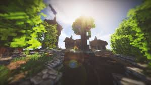 minecraft shaders hd wallpapers