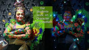 makeup hair students created fantasy