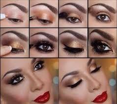 proper bridal eye makeup techniques