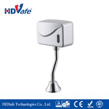 sensor auto flush wall mount plastic