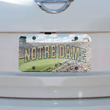 University Of Notre Dame Car Decor Fighting Irish Car Magnets Stickers Lids Com