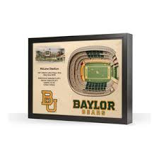 Ncaa Baylor Bears Wall Hanging College Football Logo Accent Contemporary Wall Decals By Store51 Llc